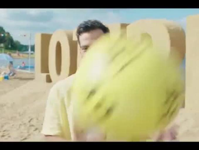 """Jest lato jest Loteriada!"" - Conrado Moreno reklamuje Loteriadę"