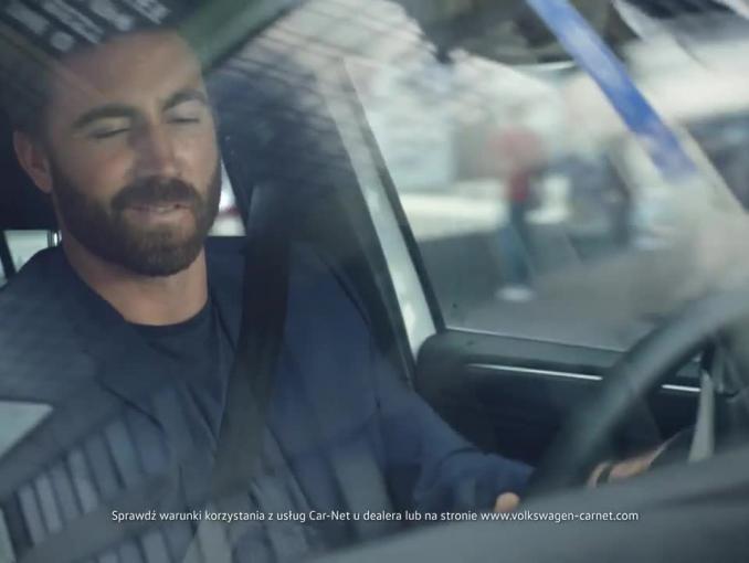 """""""Doskonałość to dopiero początek"""" w reklamach Volkswagena Tiguana"""