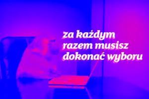 eKonto m w mBanku - reklama z manifestem dla młodych