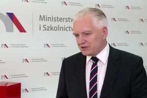 Jarosław Gowin: Ulgi podatkowe dla przedsiębiorców i zachęty dla naukowców