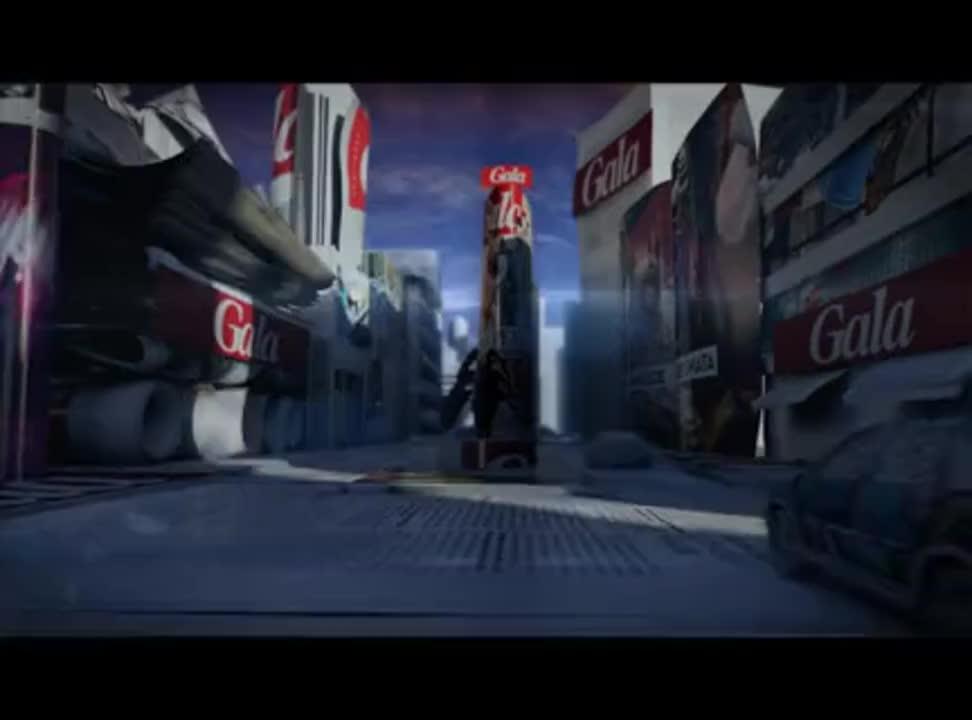 reklama dwutygodnika Gala