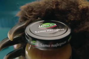 Gotowy na łooowy - reklama sosów Łowicz