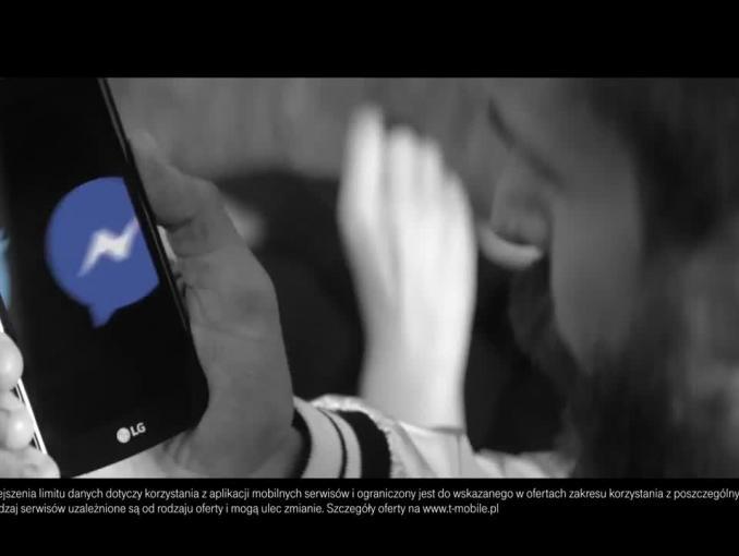 Ostaszewska i Stramowski promują dużo internetu i serwisy bez limitu danych w T-Mobile