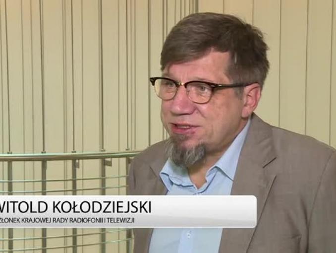 Witold Kołodziejski: KRRiT skupi się na dokończeniu cyfryzacji telewizji i pracach nad dostosowaniem polskiego prawa do nowej dyrektywy audiowizualnej