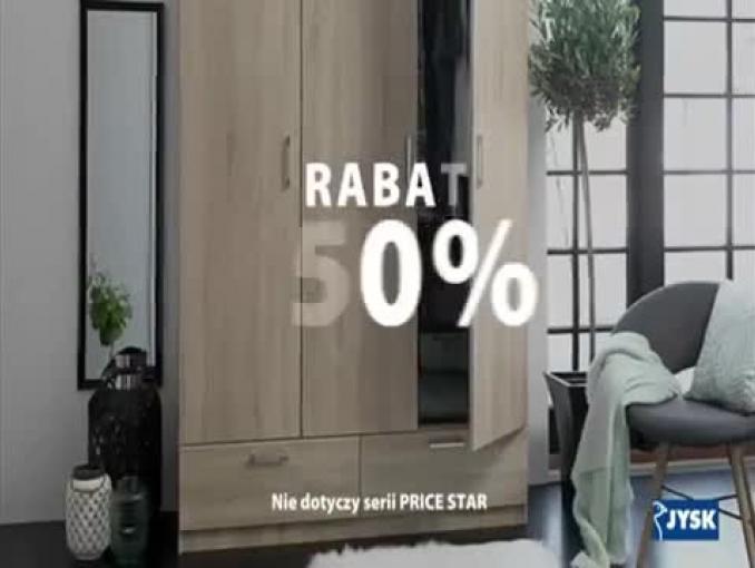 Opinie klientów w reklamie sklepów Jysk