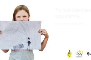 #DzieciNieChcąFAS - kampania przeciw piciu alkoholu w czasie ciąży