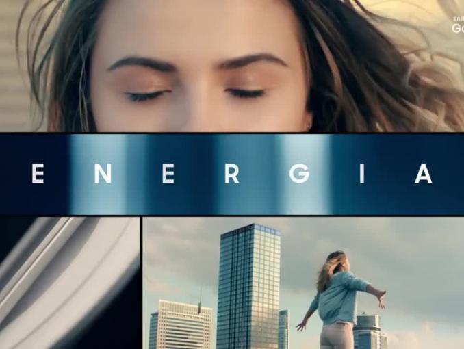 Akrobatka Maja Kuczyńska z energią w spocie Samsunga Galaxy S7