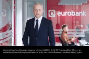 Staszek z hobby reklamuje kredyt konsolidacyjny w eurobanku