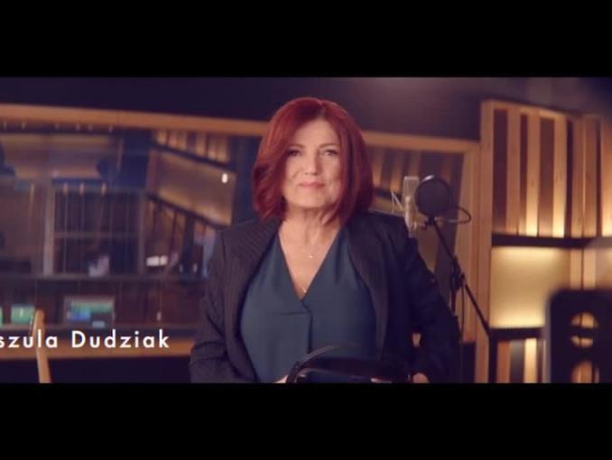 Urszula Dudziak reklamuje Biovital