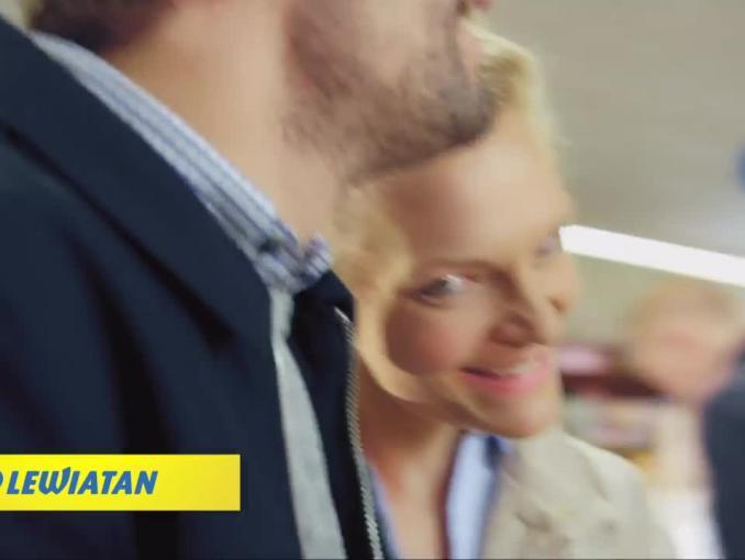 """""""Do Lewiatana jeden krok"""" - muzyczna reklama sklepów Lewiatan"""