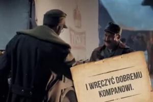 Jak składać życzenia po męsku - reklama piwa Tyskie