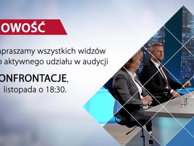 """""""Konfrontacje"""" w TV Toya"""