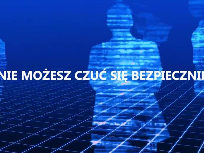 Superagent Jan Błąd w reklamach Panoramy Firm