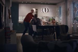 """""""Świętuj po swojemu"""" - bożonarodzeniowa reklama IKEA"""