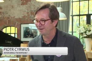Piotr Cyrwus: jak można w Polsce robić wybory, kiedy ludzie wierzą w seriale?