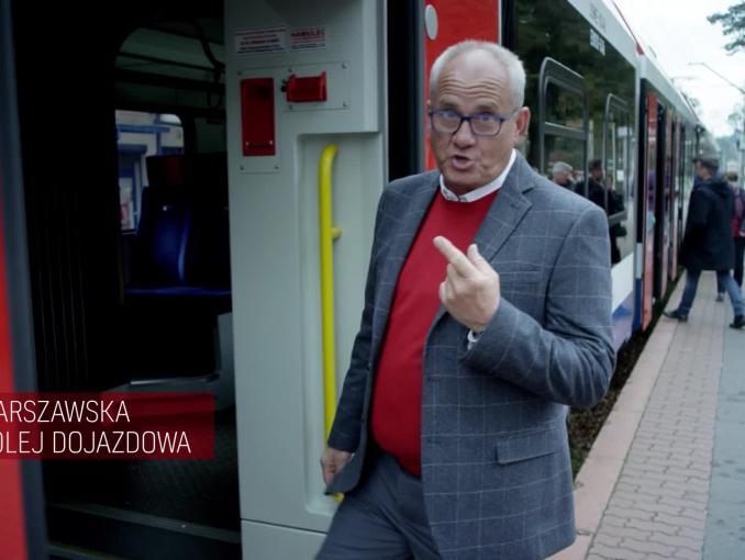 Ze szwajcarską precyzją rozwijamy Polskę - Transport