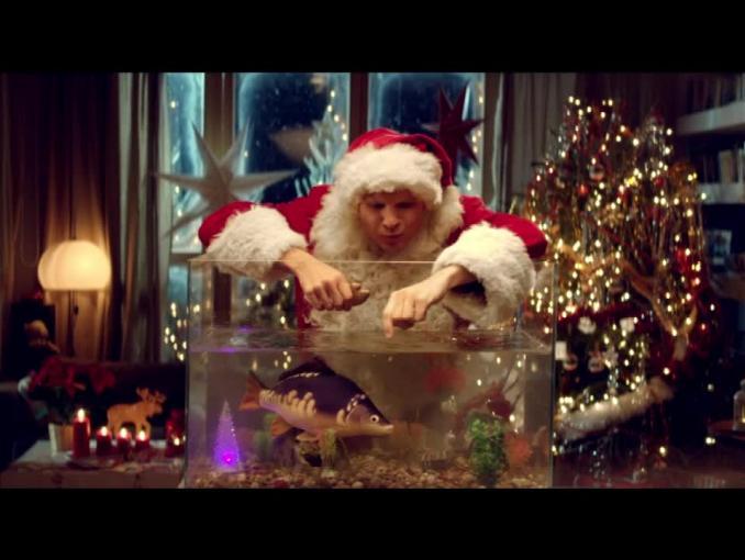 Oprawa świąteczna TVN 2016