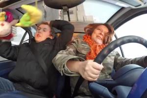 """""""Nauka jazdy"""" wiosna w TTV"""