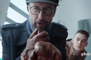 Szymon Majewski jako detektyw zachęca do rejestrowania numerów prepaidowych w Plusie