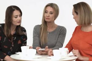 "Kalczyńska, Żak, Sokołowska, Chruściel i Karpińska w kampanii ""Piękna bo Zdrowa"""