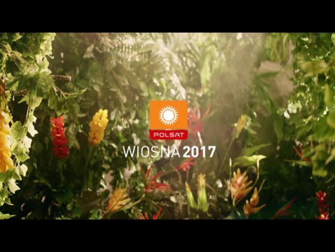 Wiosna 2017 w Polsacie - spot wizerunkowy