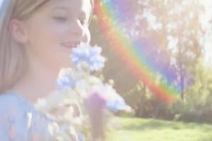 100 proc. przyjemności i naturalnych składników w reklamie Almette