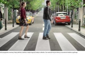 Zasady proste jak pasy - reklama kredytu w mBanku