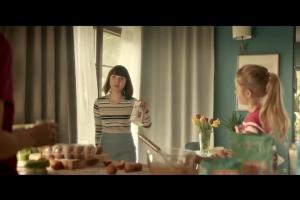 Pieczenie w wielkanocnej reklamie sklepów Kaufland