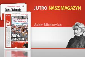 """Złagodzony spot """"Naszego Dziennika"""" z cytatem z Mickiewicza"""