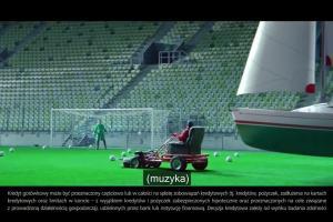 Łukasz Fabiański reklamuje przenoszenie kredytów do BZ WBK