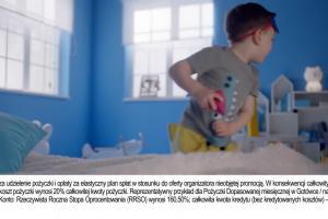 """Provident reklamuje pożyczkę """"na dziecinnie prostych zasadach"""""""