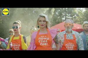 Grillowy pojedynek Karola Okrasy i Darii Ładochy w reklamie Lidla