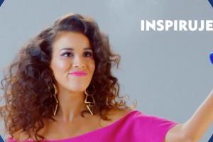 Macademian Girl reklamuje kosmetyki Nivea Hairmilk