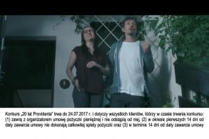 Urodzinowy konkurs na 20-lecie Providenta w Polsce