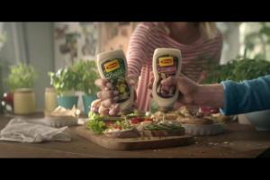 Uwolnij kulinarną fantazję - reklama sosów Winiary