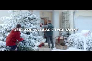 """Powiedz """"Dziękuję"""" z Coca-Cola - bożonarodzeniowa reklama"""