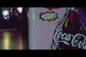 Cleo w świątecznej piosence Coca-Coli