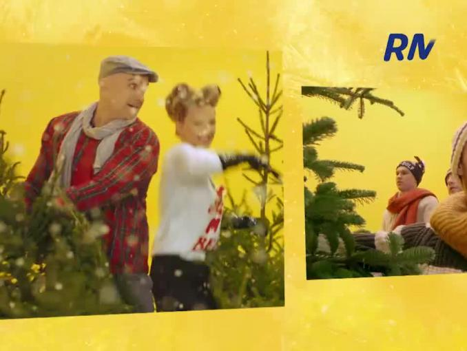 Choinki pod choinkę od RMF FM