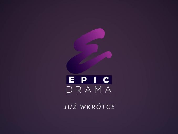 Epic Drama - oprawa nowego kanału Viasat World