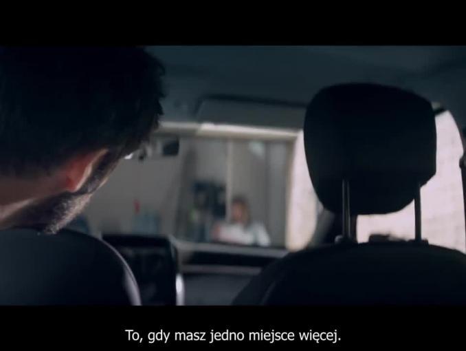 """""""Docenisz różnicę"""" w reklamie Banku Pekao SA"""