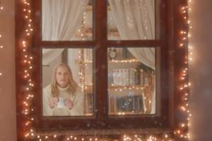 Gwiazdy seriali i programów TVP w świątecznym spocie