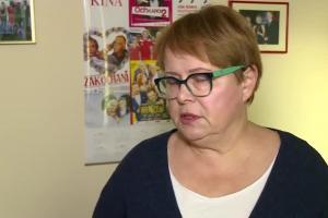 """Masową krytykę telenoweli """"Korona królów"""" Ilona Łepkowska poczytuje za sukces"""