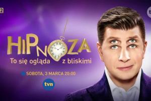 """""""Hipnoza"""" od 3 marca w TVN"""