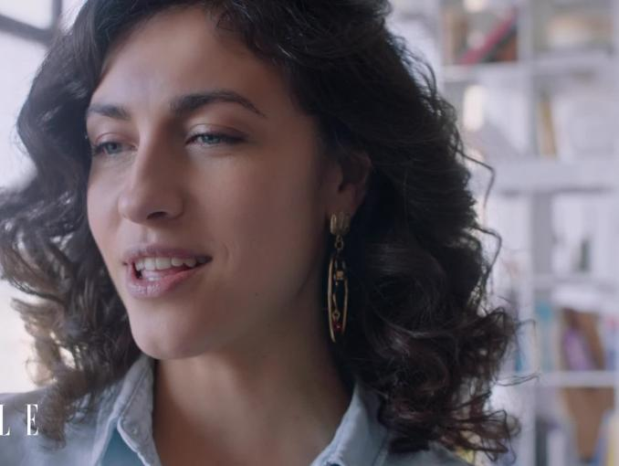 """Moja moda, moje Elle"" - spot magazynu ""Elle"""