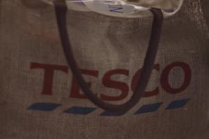 """""""Historie pisane smakiem"""" - reklama Tesco"""