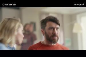 Orange Love z Netflixem i telewizją 4K- spot z wujkiem