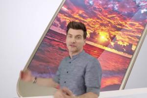 Samsung Galaxy A5 w Play - spot z Tomaszem Kammelem