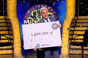 """Wielka wygrana w """"Milionerach"""" – jest kolejny milion"""