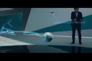 """Skoda Vision E promowana jako """"napędzana pozytywną energią"""""""