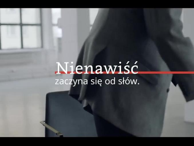 """Muzeum Polin cytuje antysemickie komentarze internautów w kampanii """"Złe Słowa"""""""